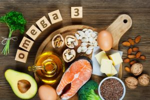 Krebs und Omega-3