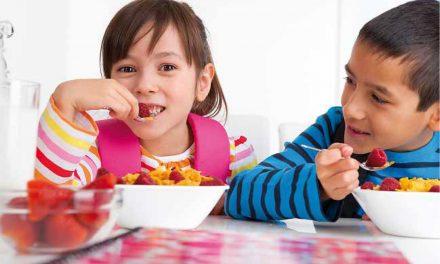 Nahrung und Nährstoffe bei Heranwachsenden