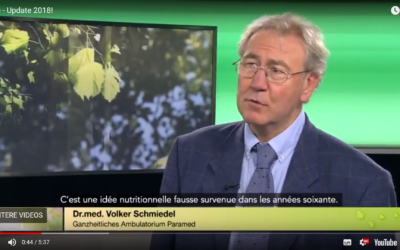 """TV-Interview zum Thema """"Fette"""""""
