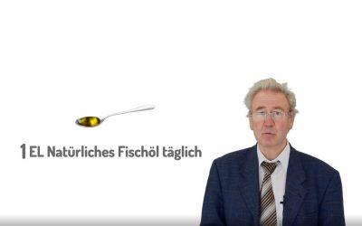 Konzentrat oder natürliches Fischöl