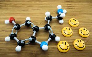 struktur serotonin