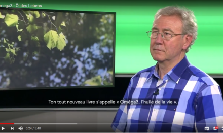 "TV-Interview zum Thema ""Omega-3 – Öl des Lebens"""