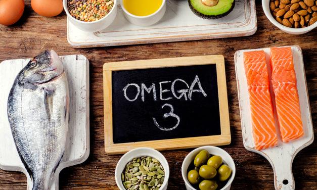 Ernährungsmedizinische Wirkung von Omega-3-Fettsäuren