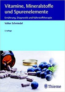 Buch - Vitamine, Mineralstoffe und Spurenelemente - Dr. med. Volker Schmiedel