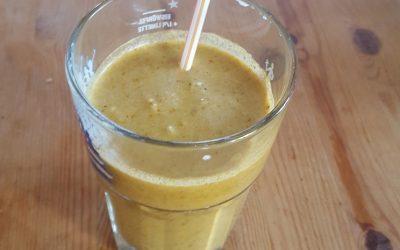 Die Goldene (Omega)-Milch