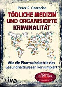 Buch - Tödliche Medizin und organisierte Kriminalität