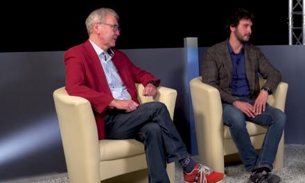 "TV-Interview zum Thema ""Cholesterin"""