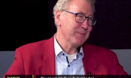 """TV-Interview zum Thema """"Omega 3 & Vitamin D3"""""""