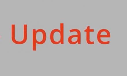 Corona Virus – Update